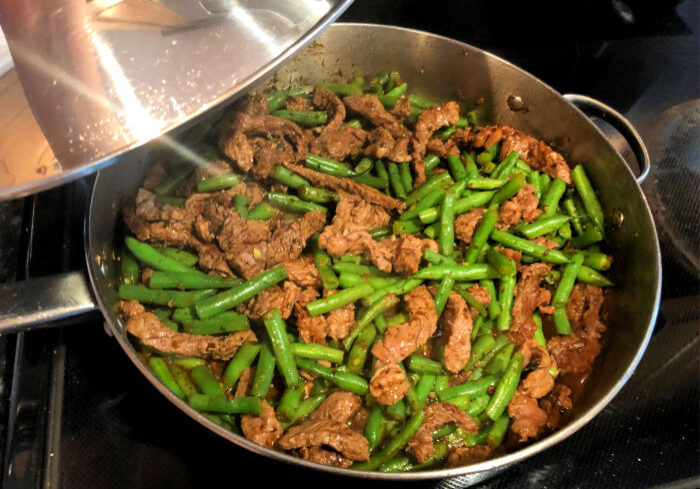 Healthy Beef and Green Bean Stir Fry Recipe