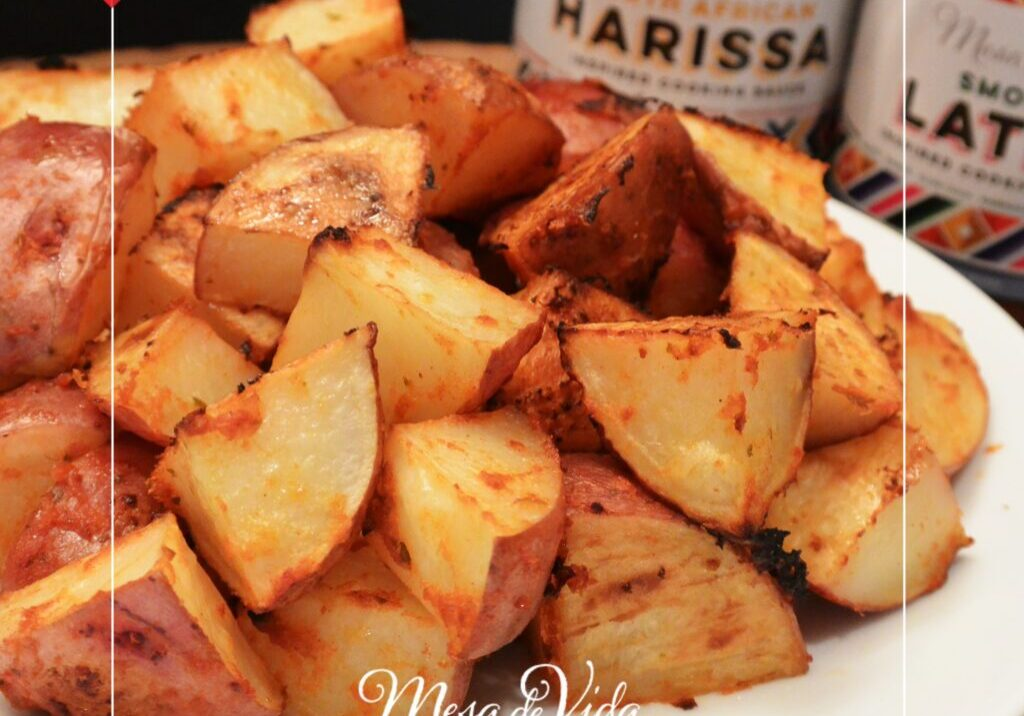 How to make flavorful, healthy and crispy roasted potatoes
