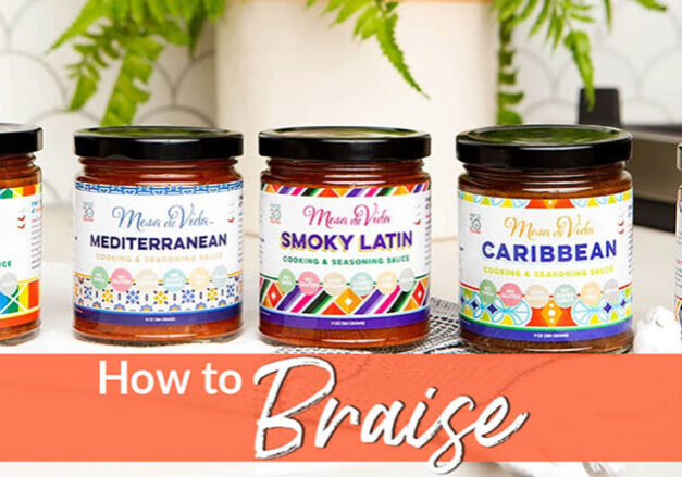 How to braise with Mesa de Vida's flavorful braising sauces